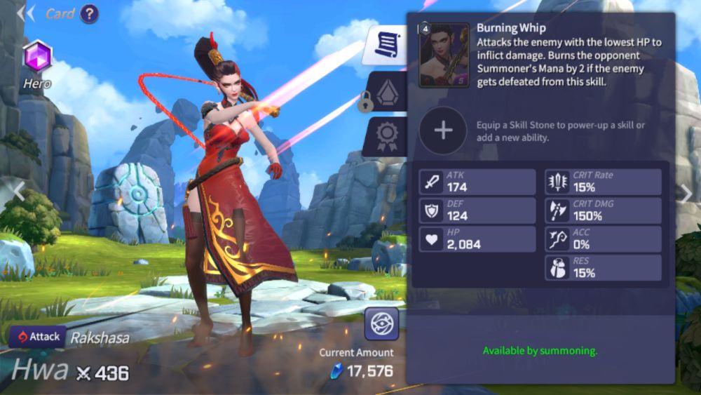 hwa summoners war