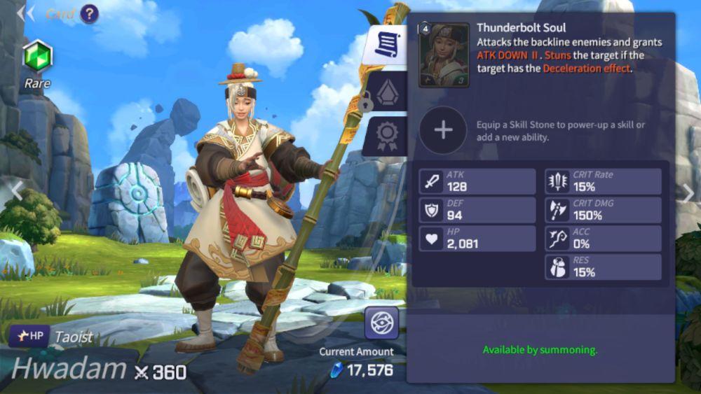hwadam summoners war