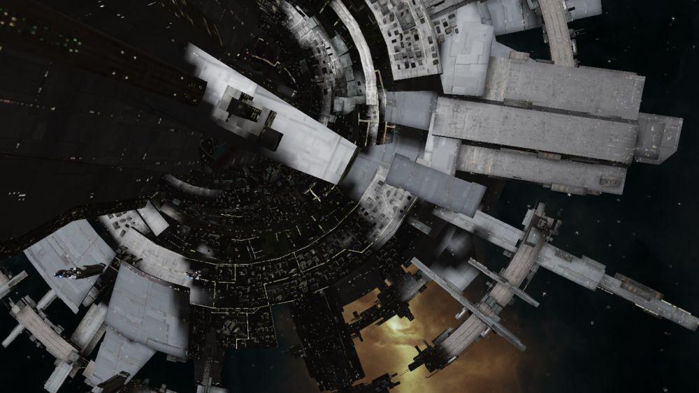 infinite lagrange cutscene