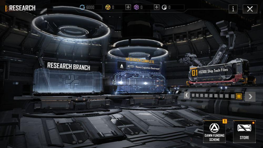 infinite lagrange research station