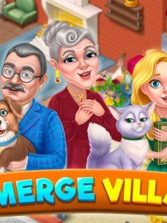 merge villa guide