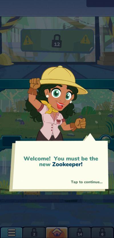 merge zoo intro