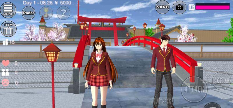 sakura school simulator tricks