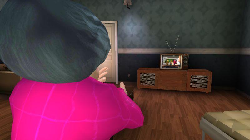 страшный учитель 3d телевизор