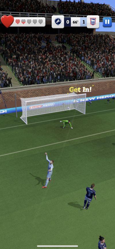 scoring in score! hero 2