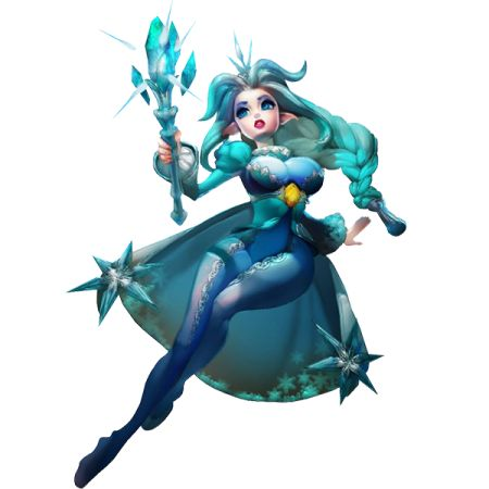 snow queen lords mobile