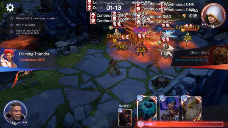 summoners war lost centuria all burn
