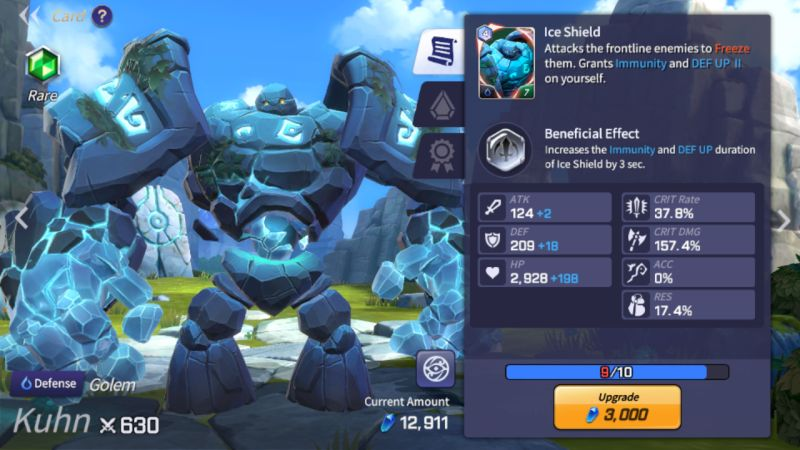 summoners war lost centuria cool guy