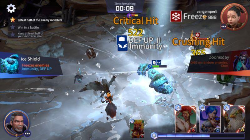 summoners war lost centuria kuhn freeze