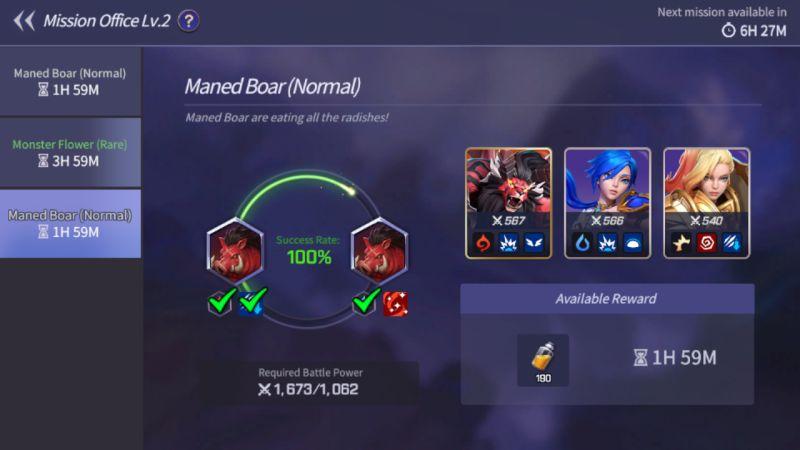 summoners war lost centuria mission board