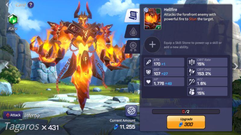 summoners war lost centuria obvious element