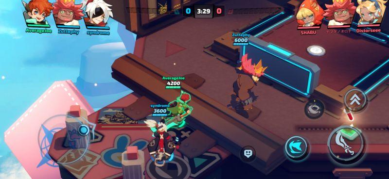 team fight smash legends