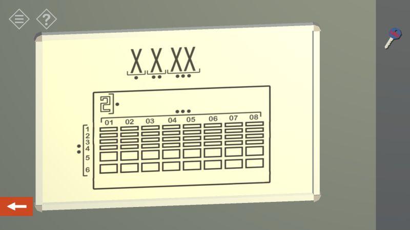 tiny room stories bank deposit label