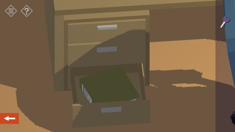 tiny room stories bank green folder