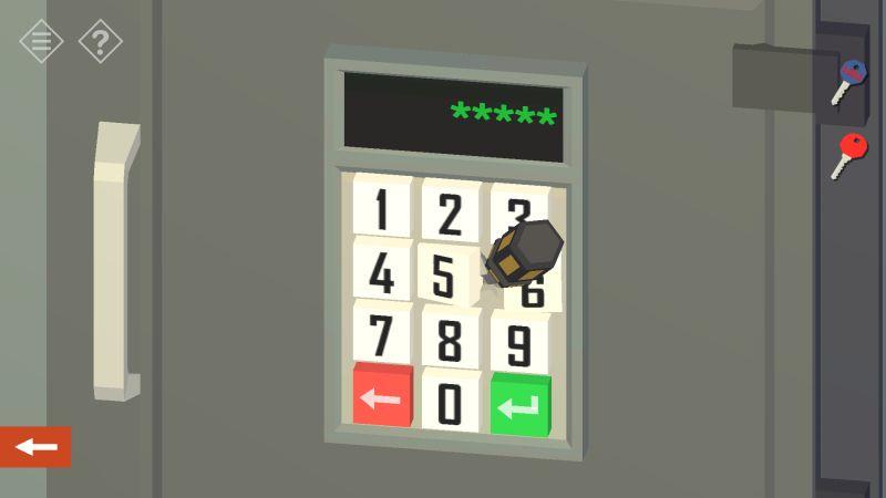 tiny room stories bank screw pad