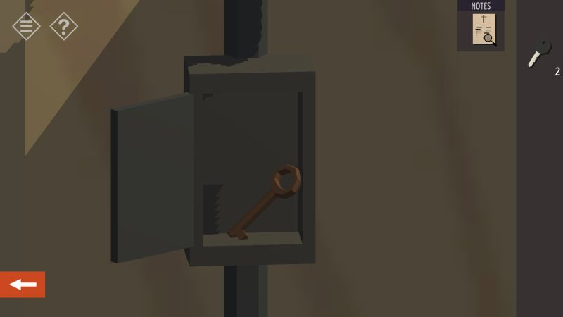 tiny room stories church attic key