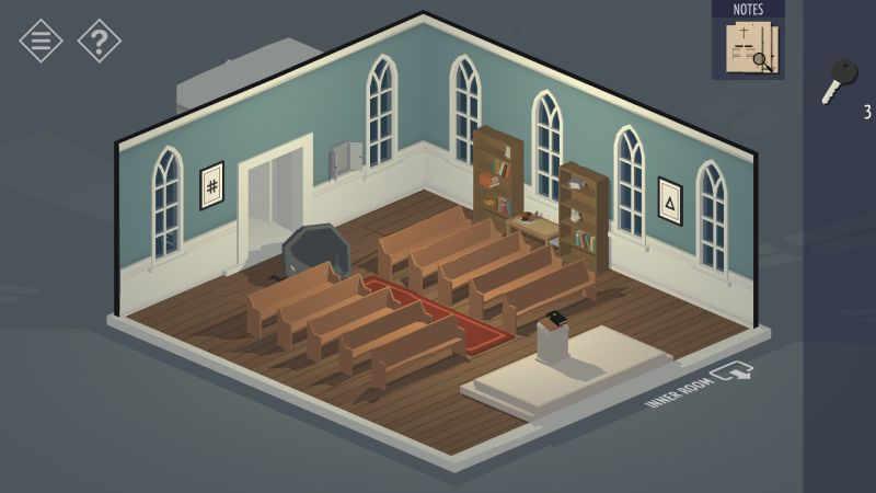tiny room stories church bell fall