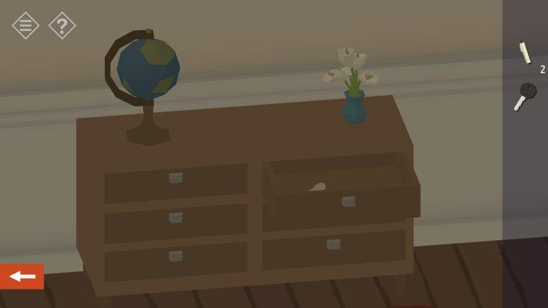tiny room stories church dresser
