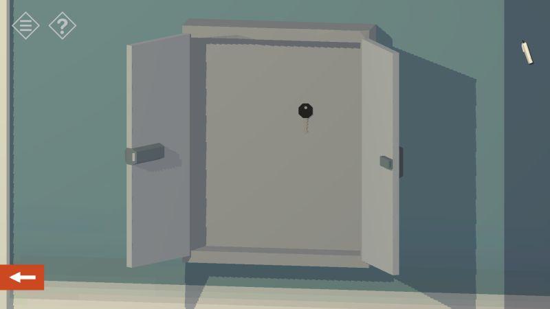 tiny room stories church key box