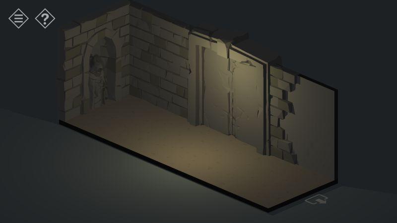 tiny room stories church ruins