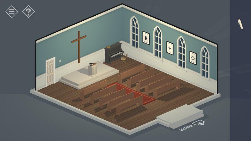 tiny room stories church symbols 1