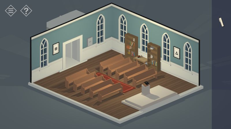 tiny room stories church symbols 2