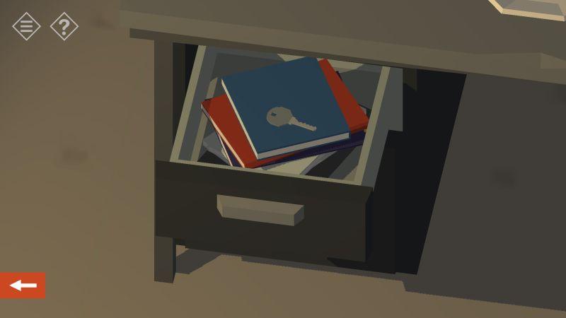 tiny room stories guard key