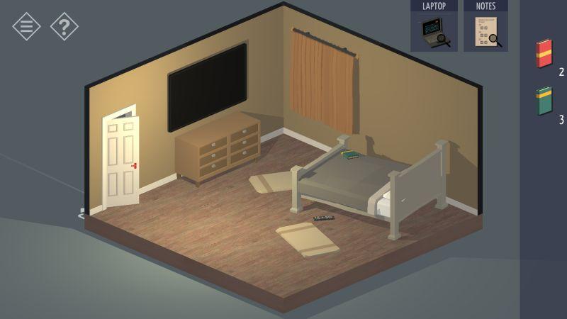 tiny room stories house bedroom