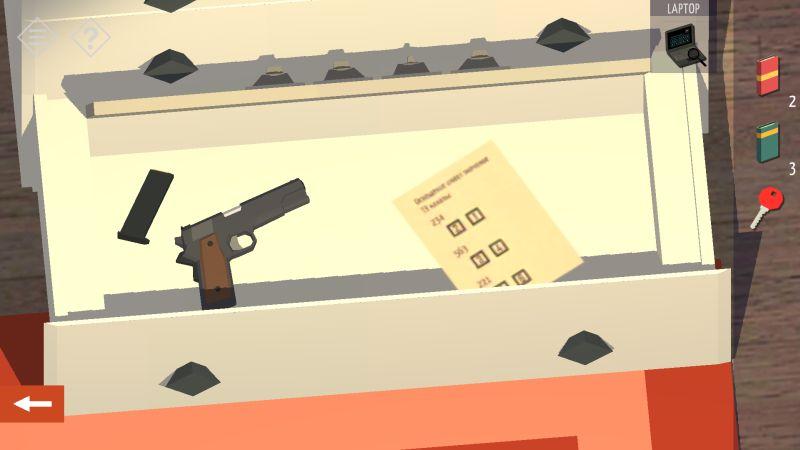 tiny room stories house gun