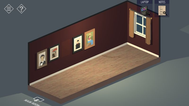 tiny room stories house hallway