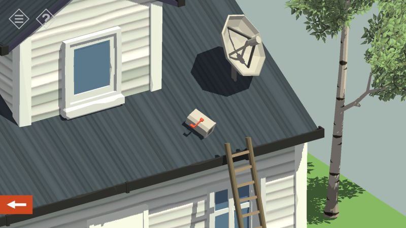 tiny room stories house mailbox