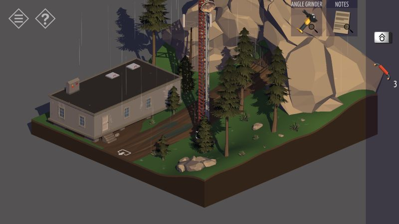 tiny room stories mountain base