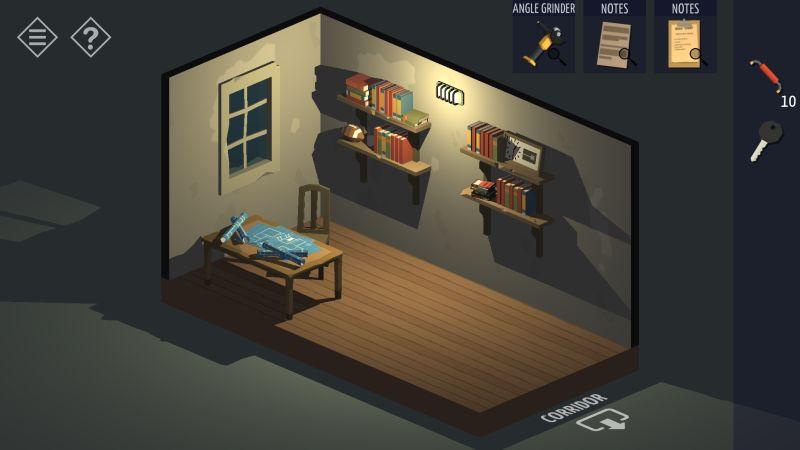 tiny room stories mountain bookshelf
