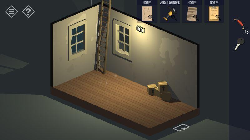 tiny room stories mountain box pile