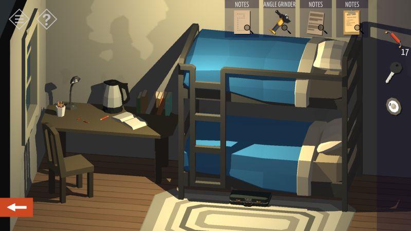 tiny room stories mountain bunks
