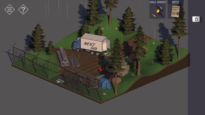 tiny room stories mountain path