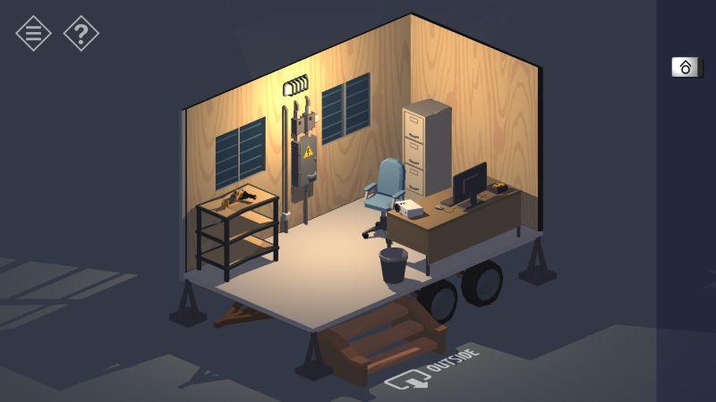 tiny room stories mountain shack