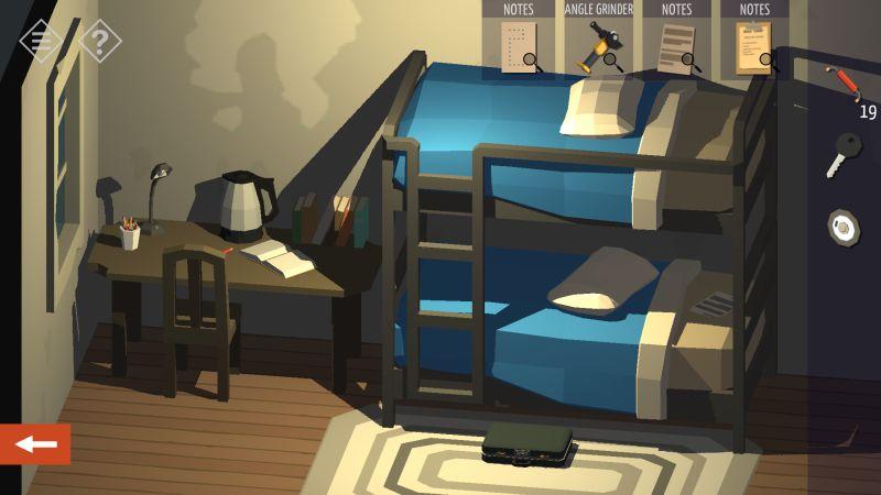 tiny room stories mountain suitcase