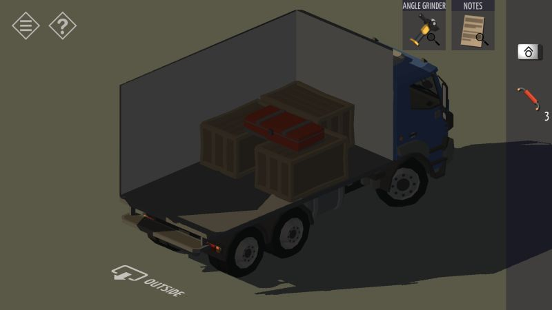 tiny room stories mountain truck