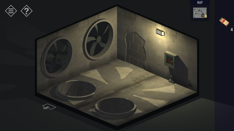 tiny room stories tunnel fans wall