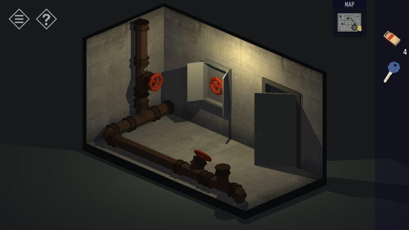 tiny room stories tunnel gas valve
