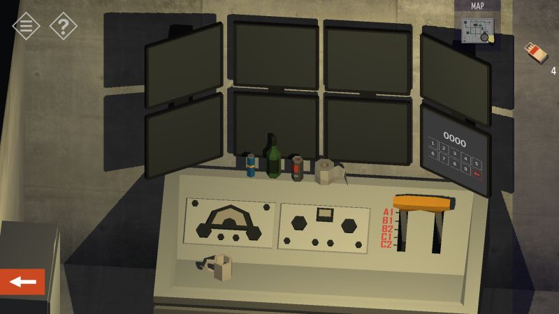 tiny room stories tunnel power console