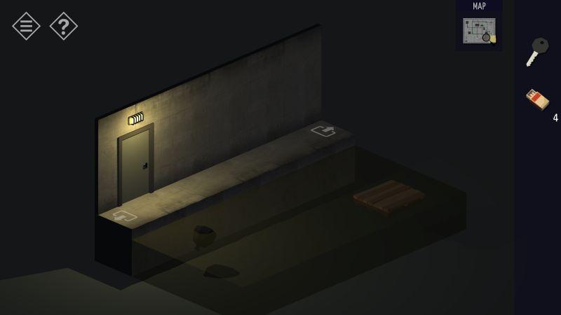 tiny room stories tunnel sewer door
