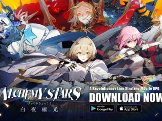 Alchemy Stars, a novel strategy RPG, is now available to download for iOS and Android