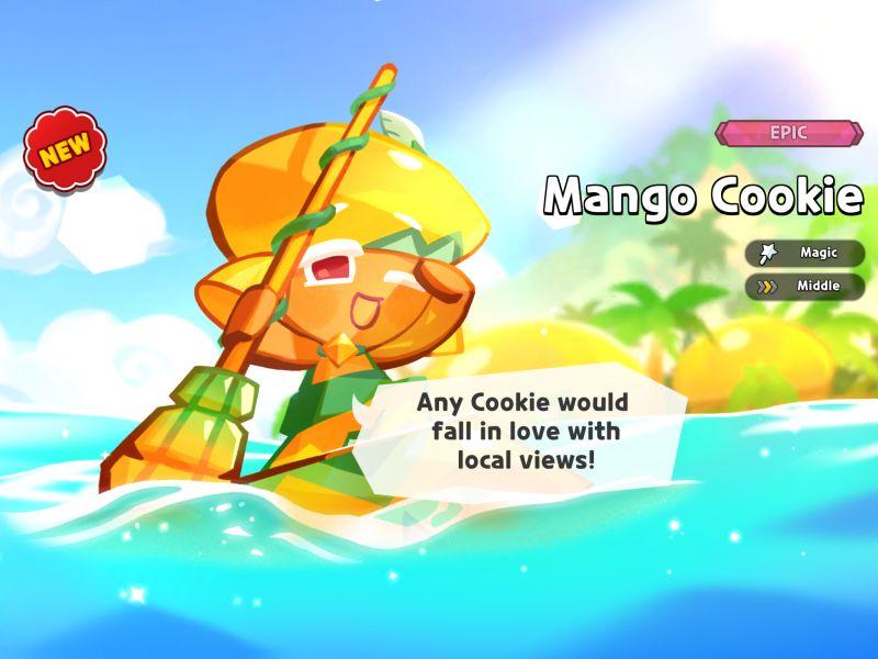 mango cookie cookie run kingdom