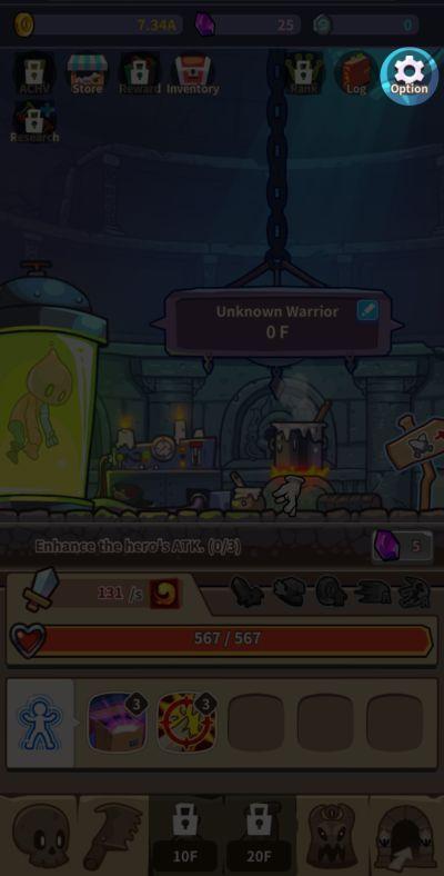 hybrid warrior codes step 1