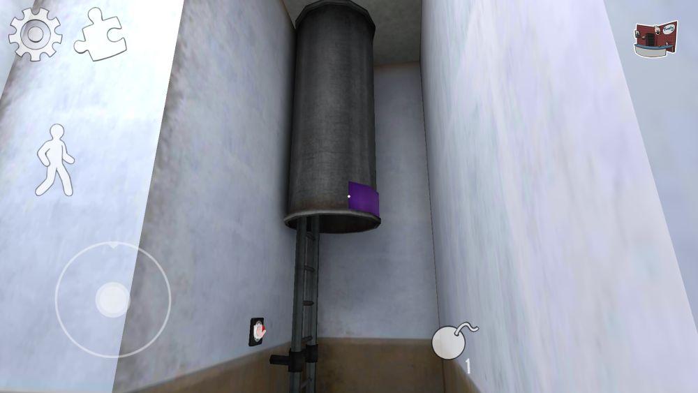ice scream 4 hatch ladder