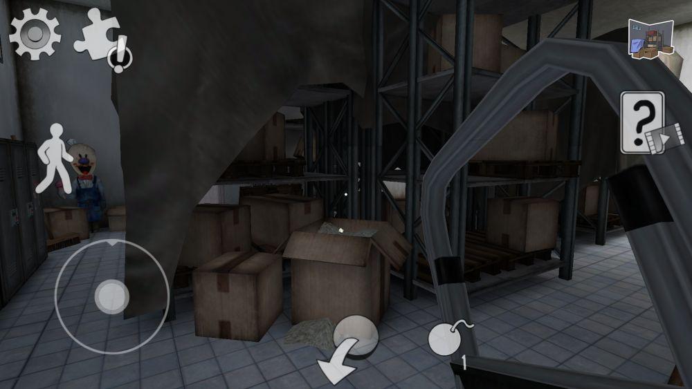 ice scream 4 storeroom