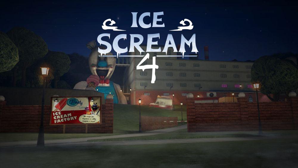 ice scream 4 walkthrough guide