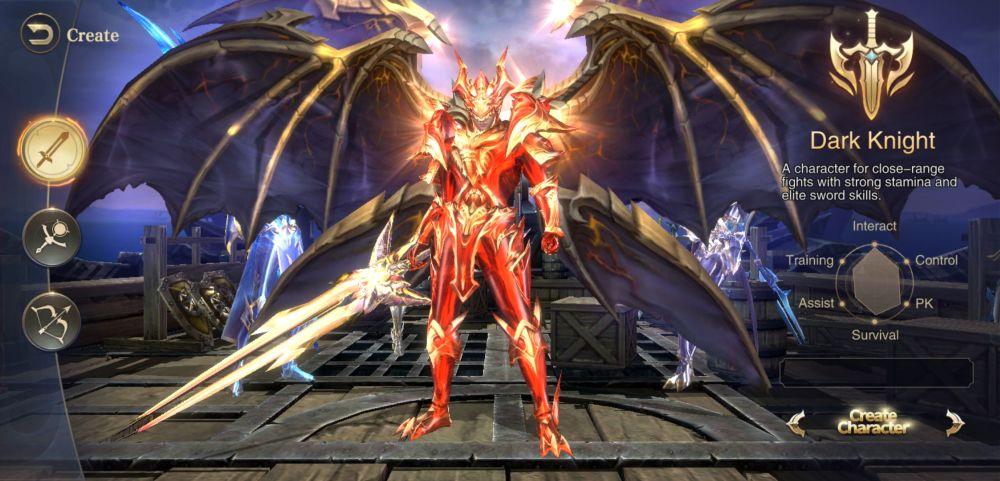 mu archangel dark knight